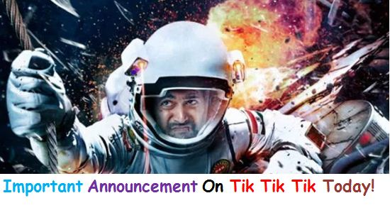 An Important Announcement From India's First Space Thriller Movie!