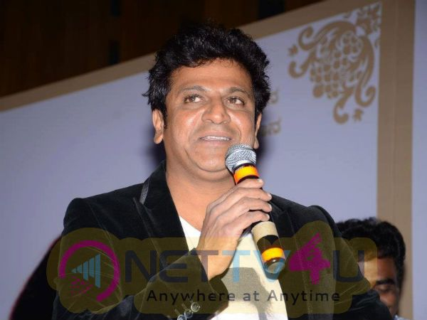 Actor Shiva Rajkumar Good Looking Stills Kannada Gallery