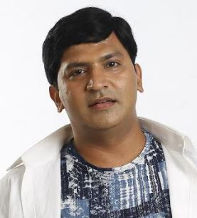 Actor Sunil Reddy