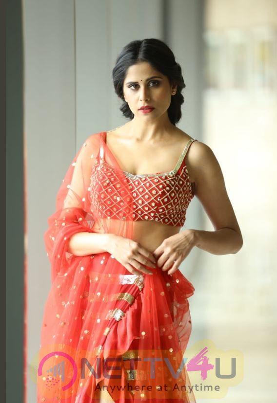 Actress Sai Tamhankar Romantic Pics Tamil Gallery