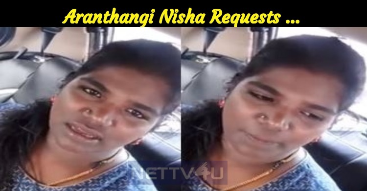 Aranthangi Nisha Requests People's Support To Help Delta People!
