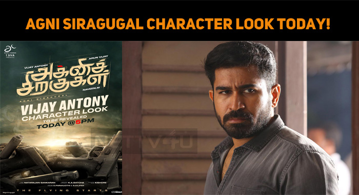 Agni Siragugal Character Look Today!