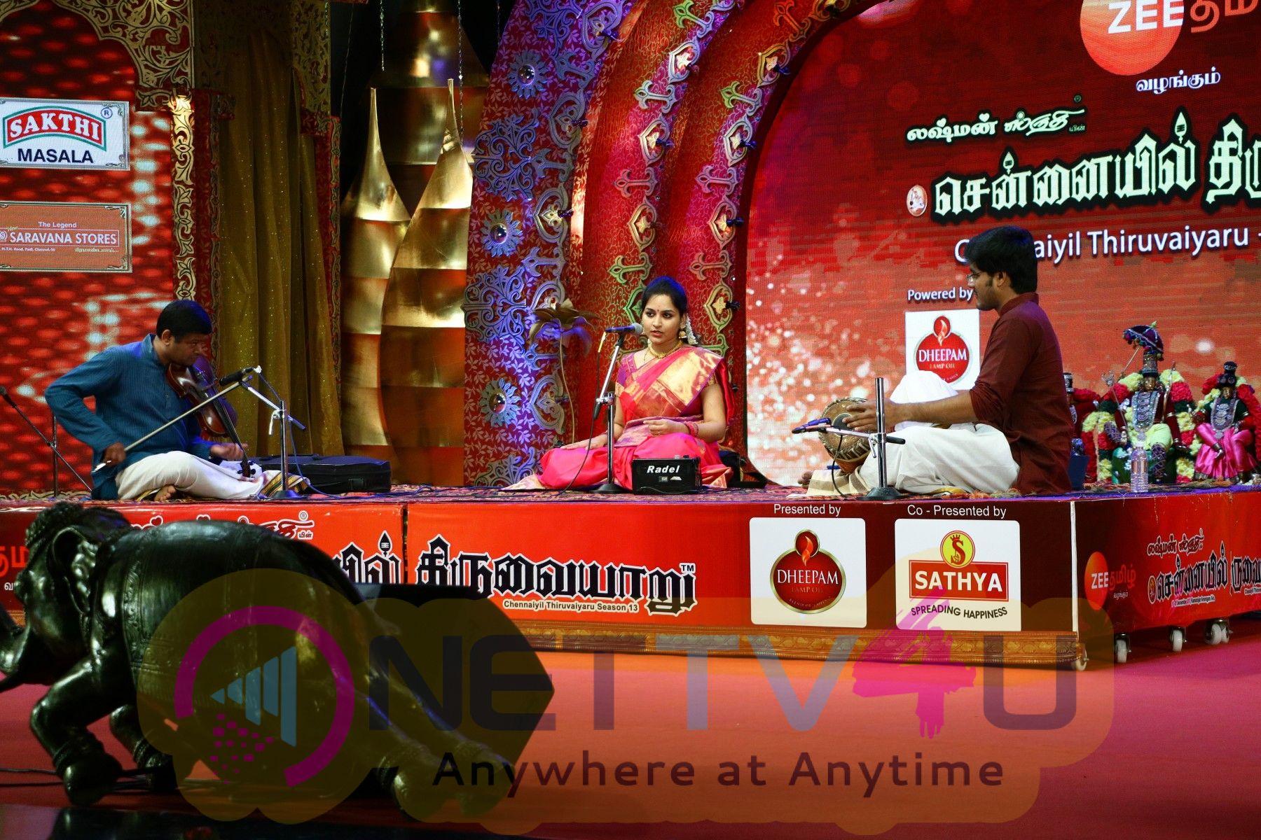Chennaiyil Thiruvaiyaru Season 13 Day 2 Photos