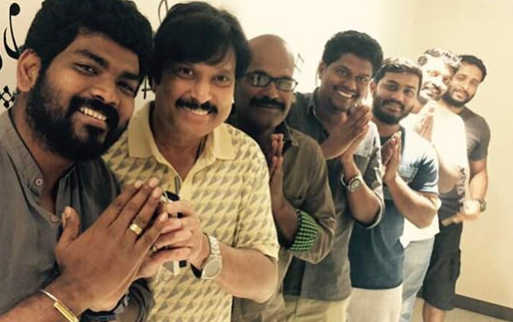 Karthik Finishes His Dubbing Schedules For 'Thaana Serndha Koottam'