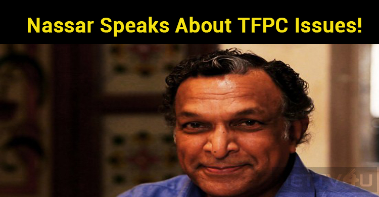 Nassar Speaks About TFPC Issues!
