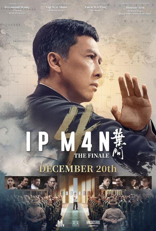 IP Man 4 Movie Review