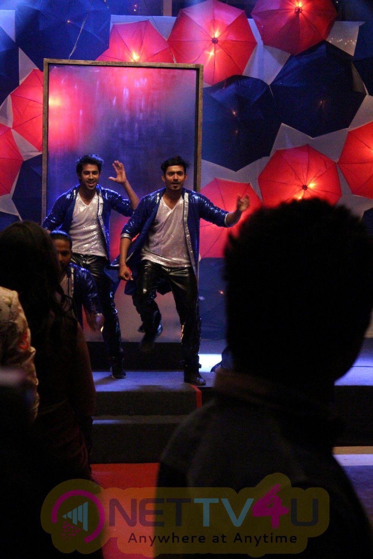 Rapper Badshah Attend Sangeet Of Kartik & Naira Stills