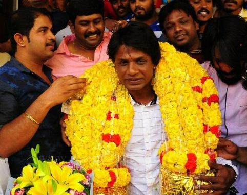 Duniya Vijay Celebrated His Birthday With Family And Friends!