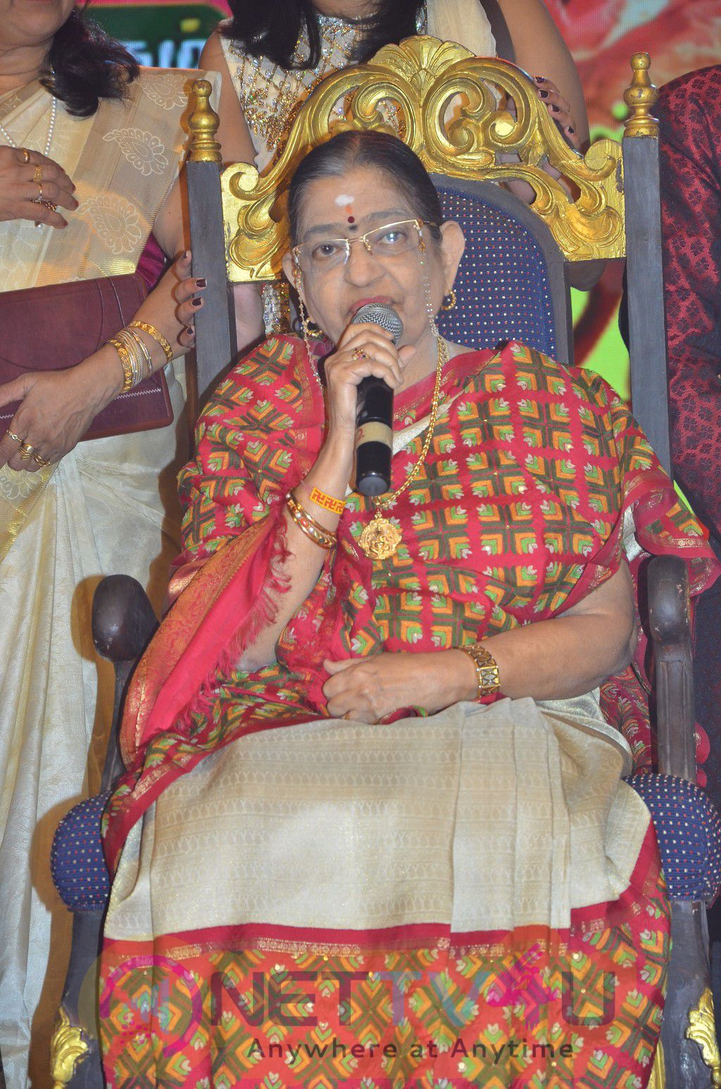 Honouring And Felicitation For Padmabhushan Dr.P.Susheela