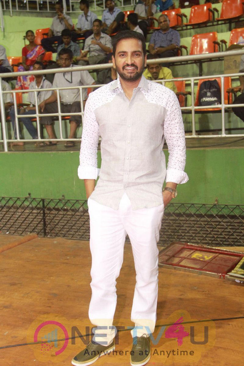 Inter Orphan Sports Meet For Special Children By Actor Santhanam On His Birthday