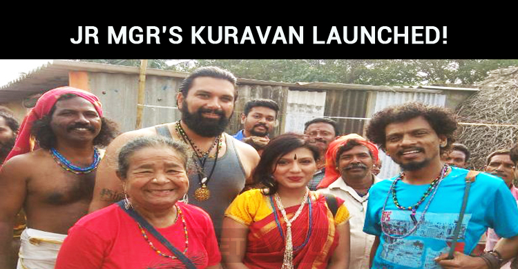 Jr MGR's Kuravan Launched!