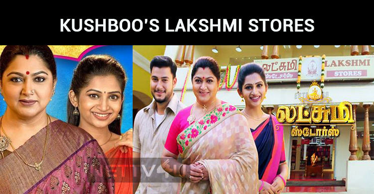 Kushboo's Lakshmi Stores Attracts The Audiences..