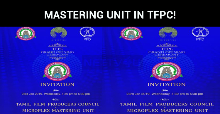 Mastering Unit In TFPC!