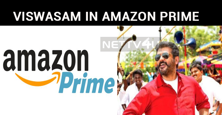 Amazon Grabs Viswasam Digital Rights!