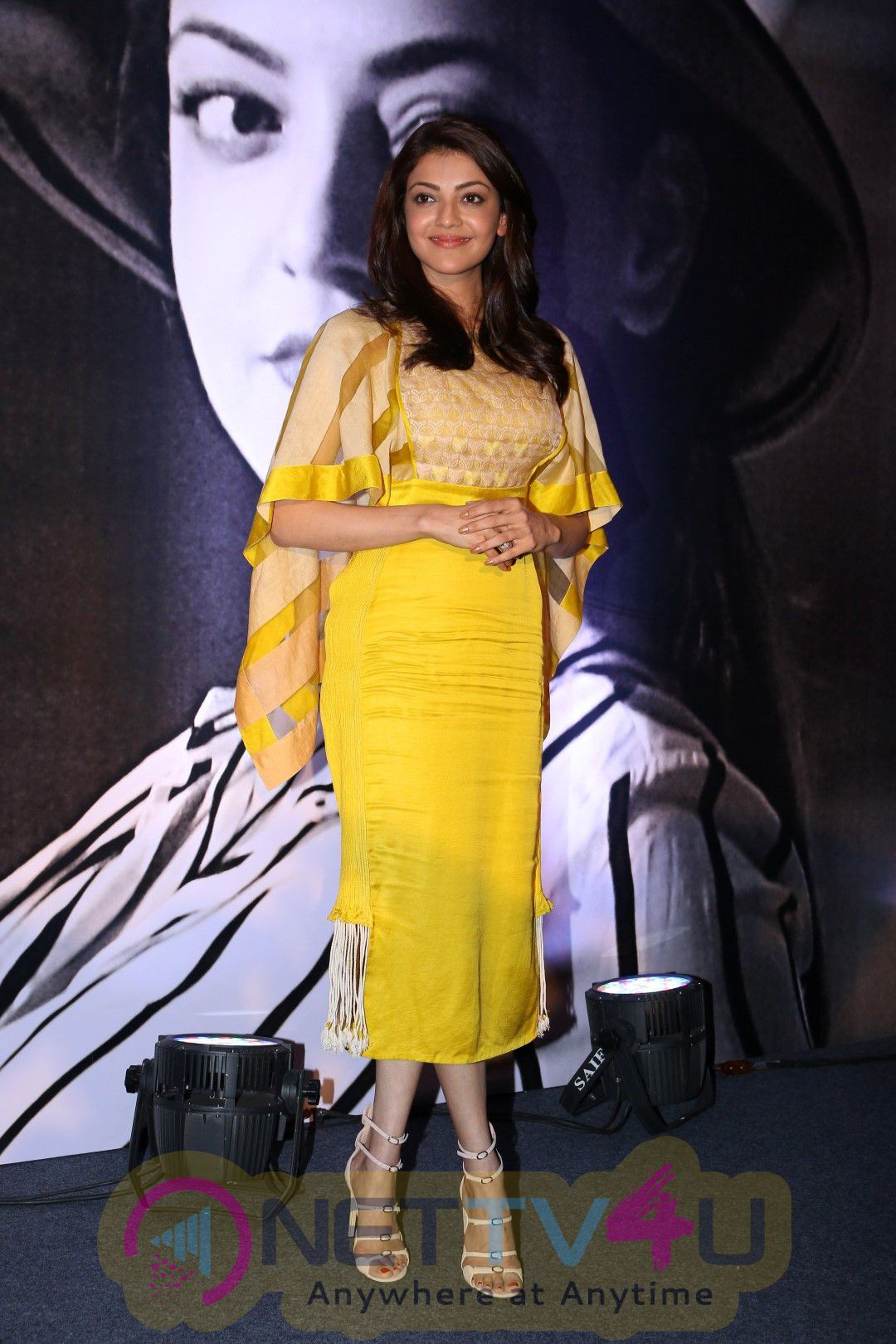 Launch Of Mobile App With Kajal Aggarwal Stills Hindi Gallery