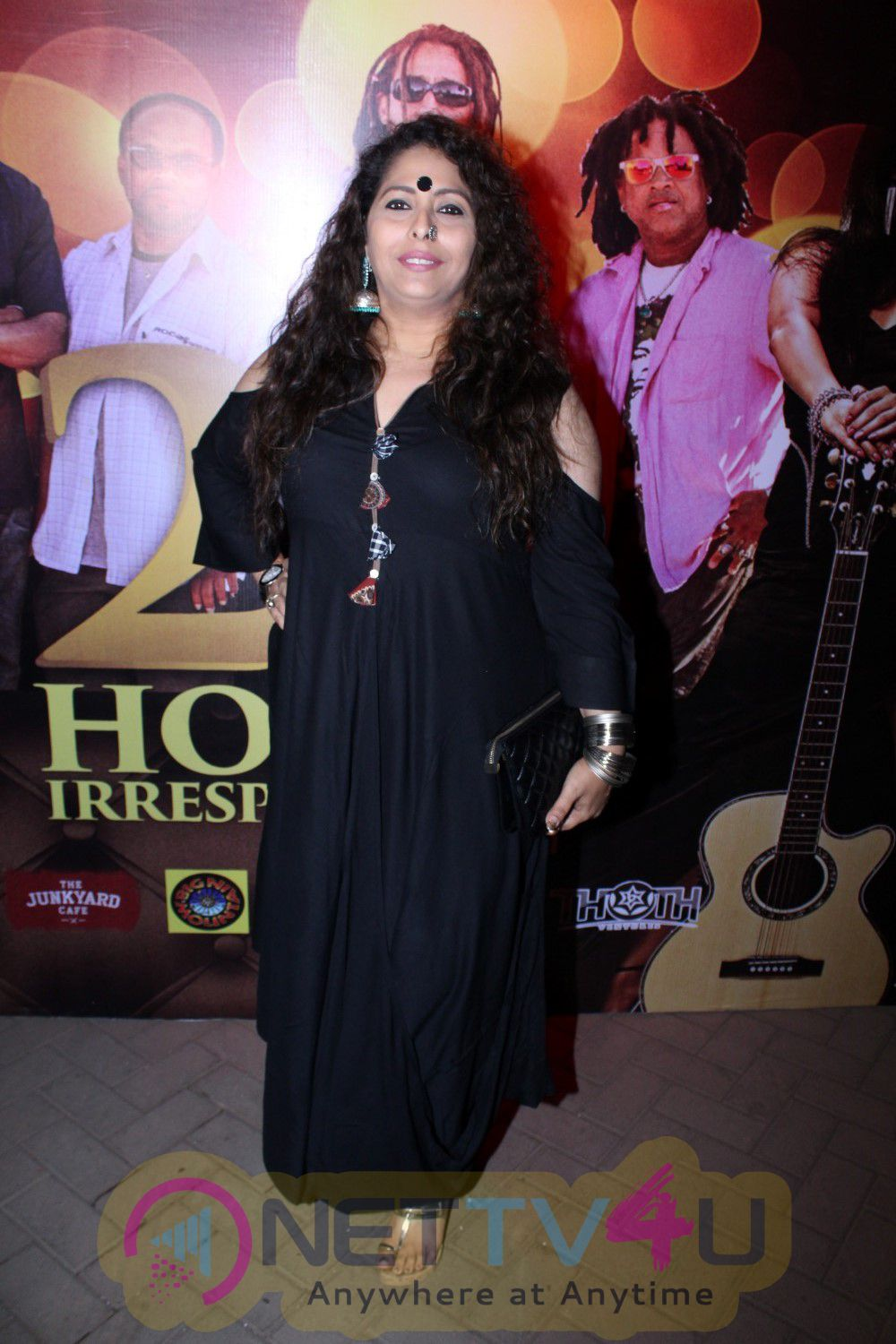 Launch Of Shibani Kashyap Single Titled 24 Hours Irresponsible