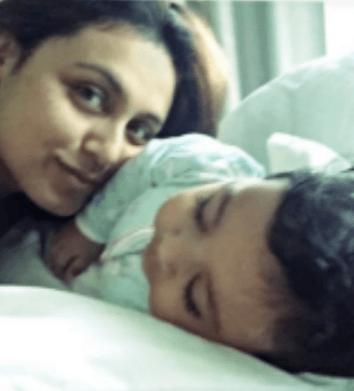 Rani Mukerji Speaks Of Her Baby Adira