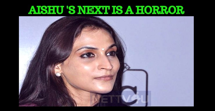 Aishwarya Dhanush To Direct A Horror Thriller!