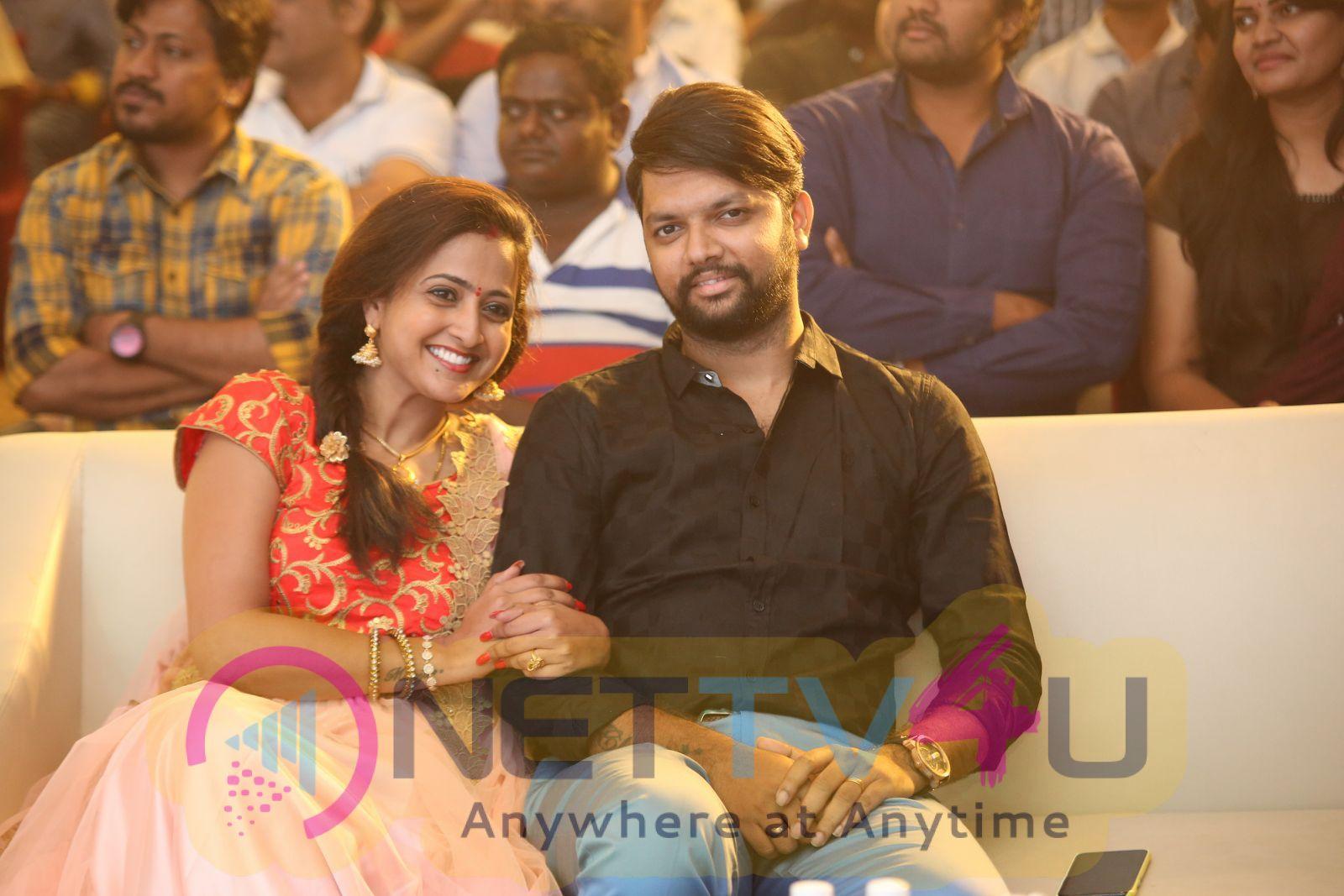 MLA Movie Pre Release Event Stills  Telugu Gallery