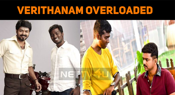 Atlee's Verithanam Overloaded!