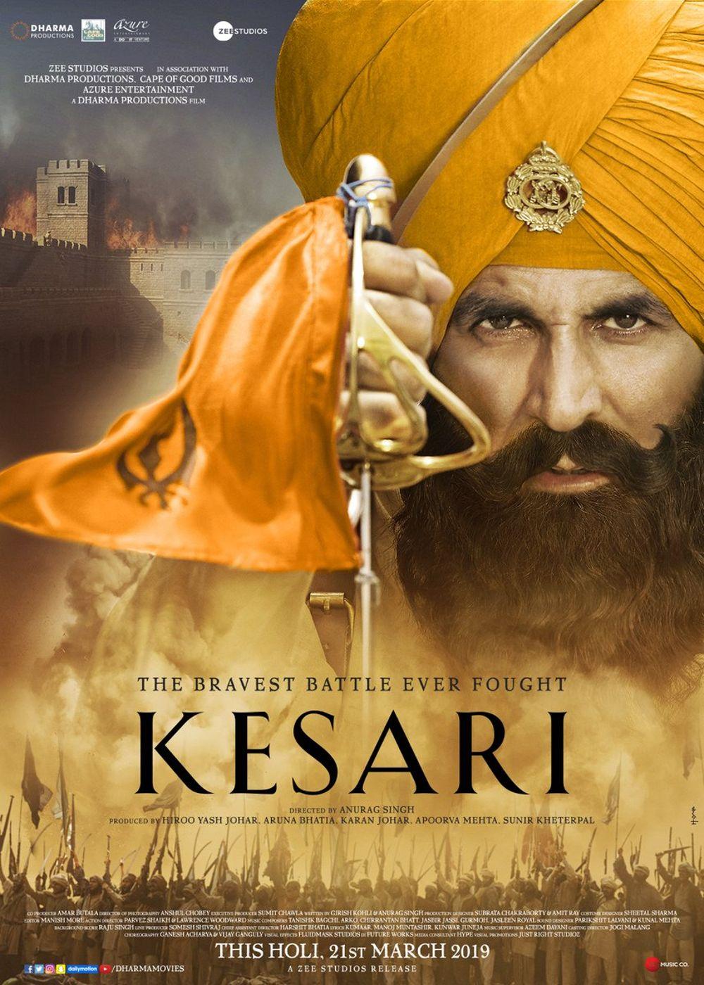 Kesari Movie Review Hindi Movie Review