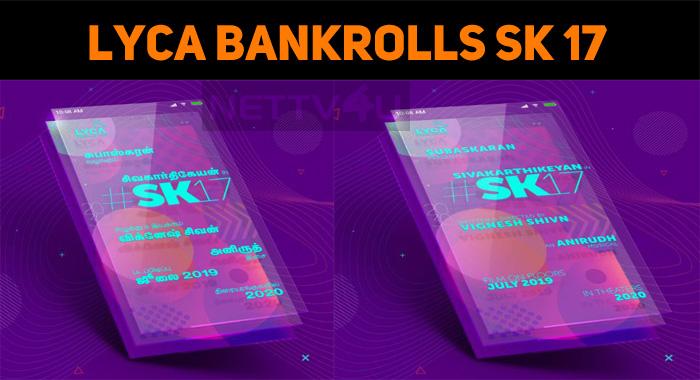 LYCA Bankrolls Sivakarthikeyan – Vignesh Shivan Movie!