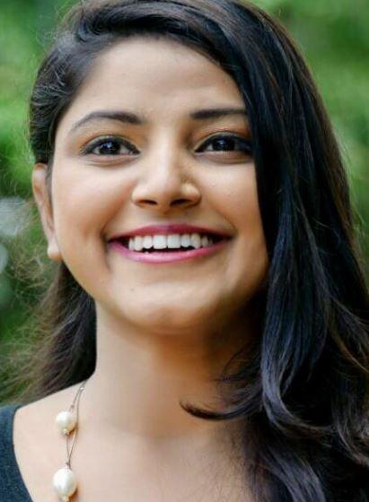 Priti Mishra Hindi Actress