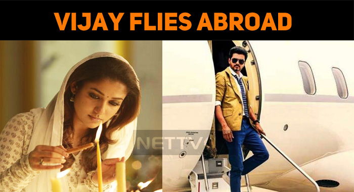 Thalapathy 63: Vijay Flies Abroad This April!