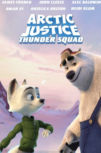 Arctic Justice: Thunder Squad Movie Review English Movie Review