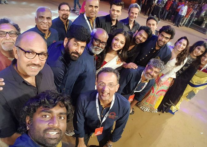 Certificate Of Appreciation To Baahubali Cast A..