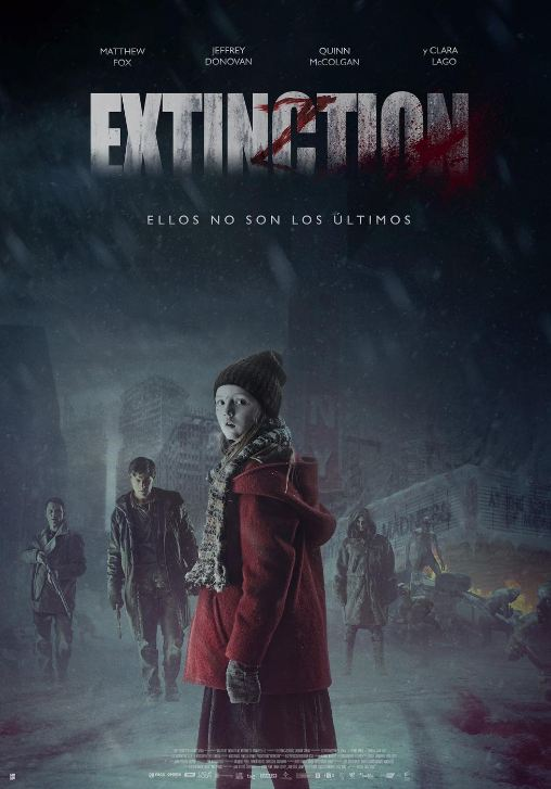 Extinction Movie Review English Movie Review