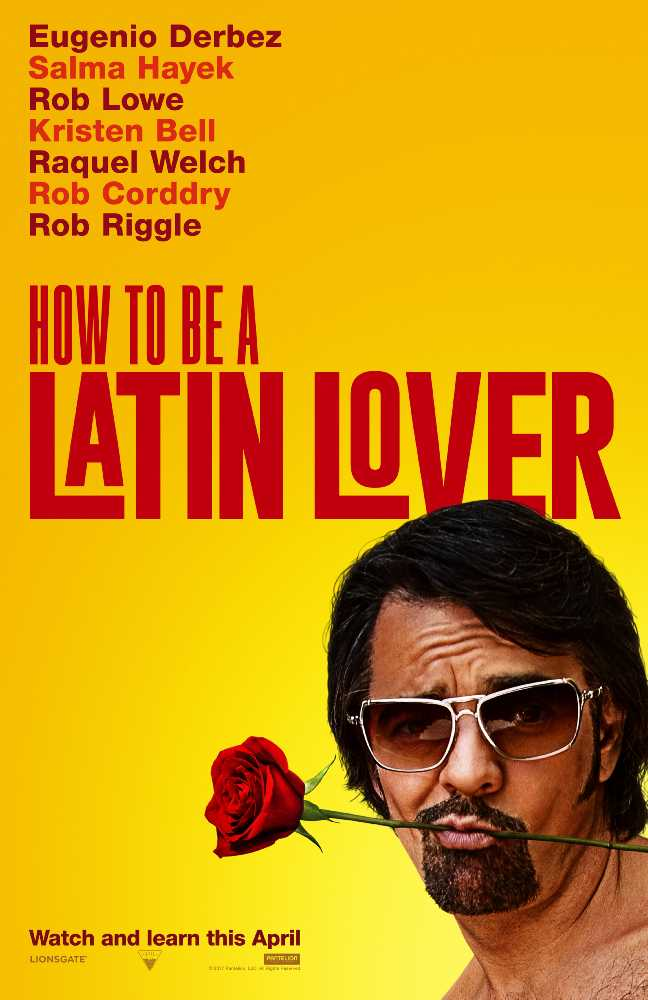 How To Be A Latin Lover Movie Review English Movie Review