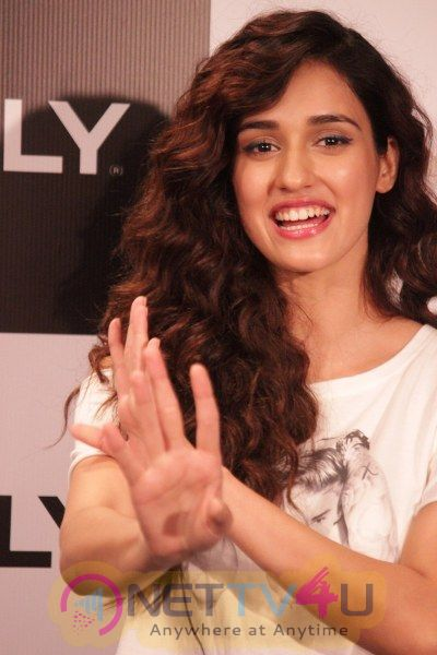 Launching The Only For Bieber Collection With Disha Patani