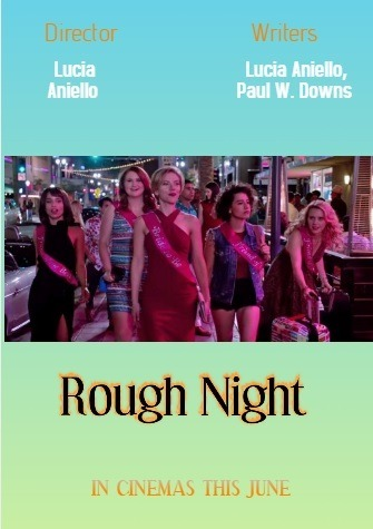 ROUGH NIGHT Movie Review English Movie Review