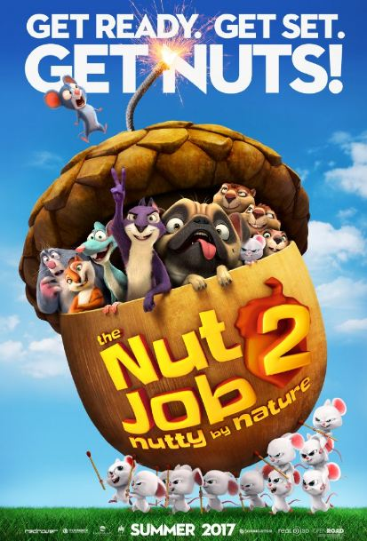The Nut Job 2: Nutty By Nature Movie Review English Movie Review