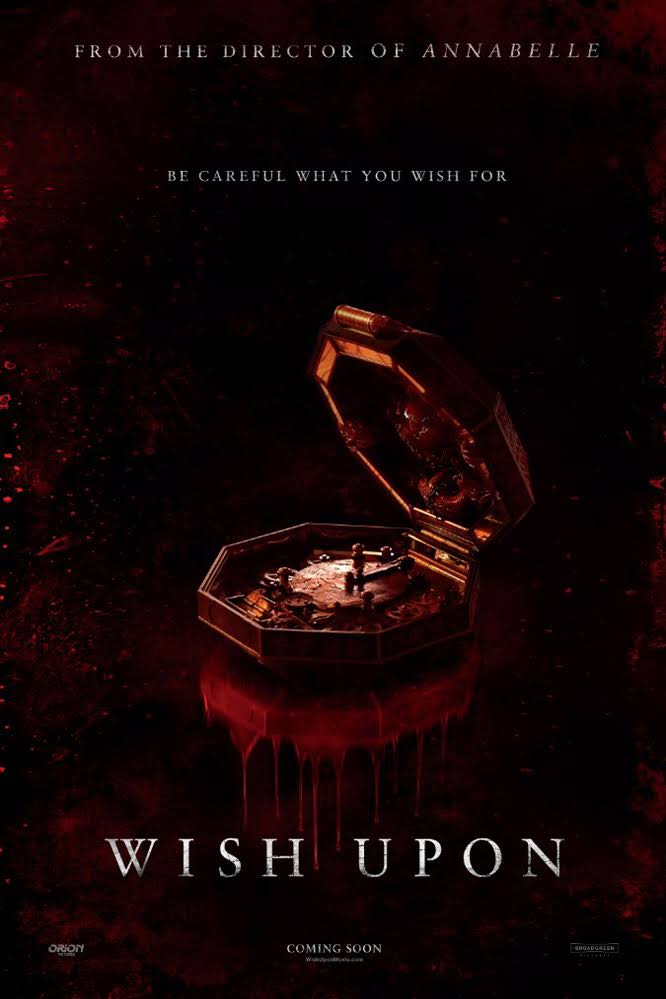 Wish Upon Movie Review English Movie Review