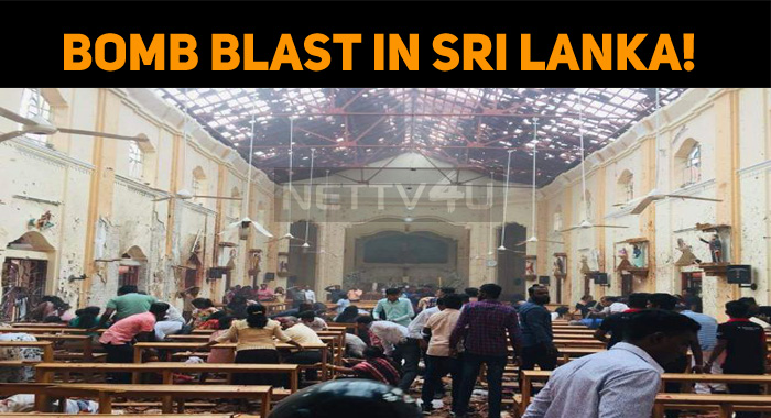 Bomb Blast In Sri Lanka! Churches Targeted?