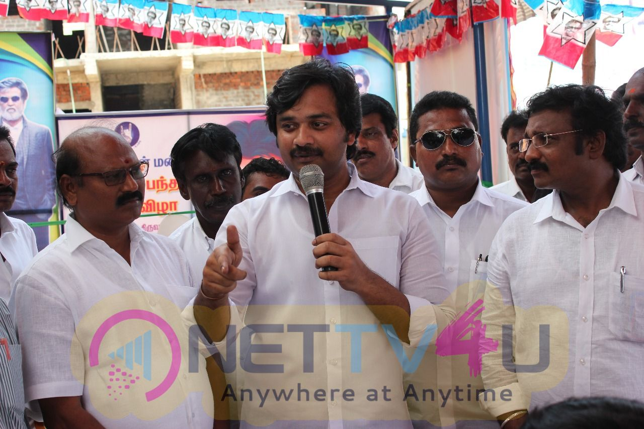Actor Jeeva Speech About Superstar Rajinikanth