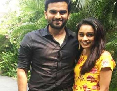 Singer Pragathi Refutes Reports Of Romance With Ashok Selvan