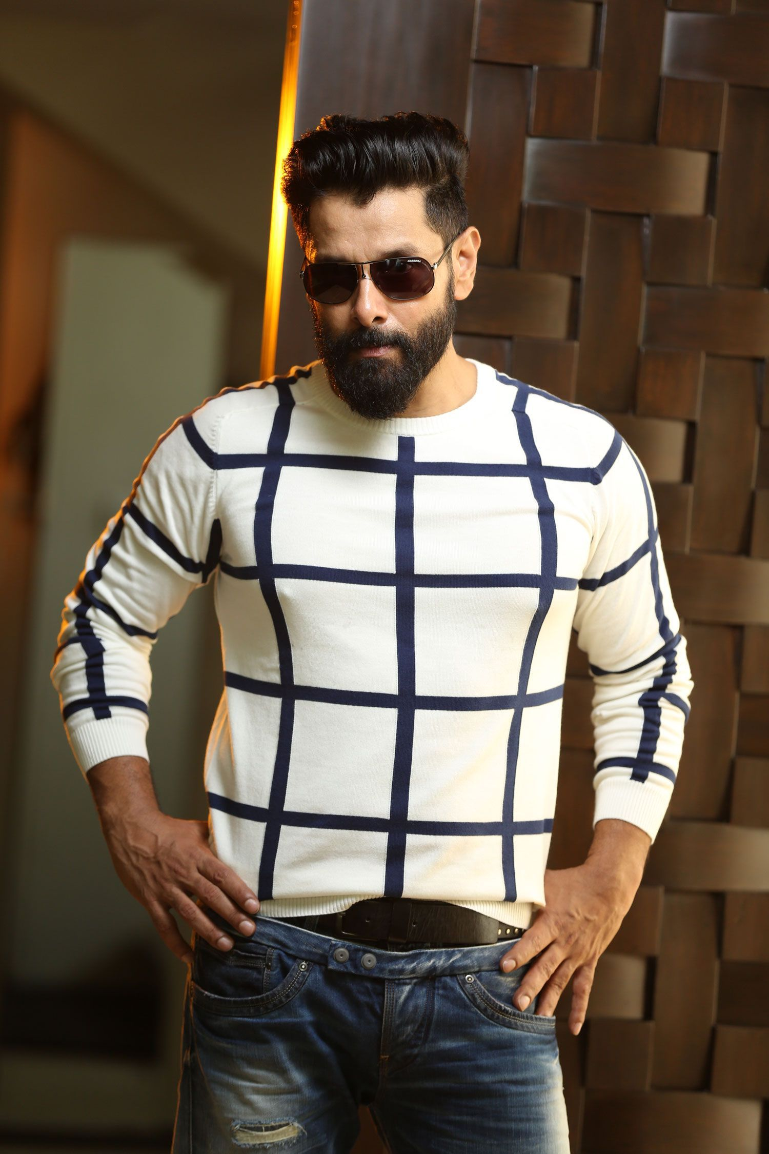 Actor Chiyaan Vikram Different Looks English Gallery