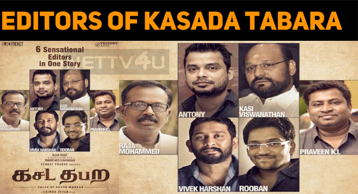 Editors Of Kasada Tabara Revealed! DOPs Will Be..