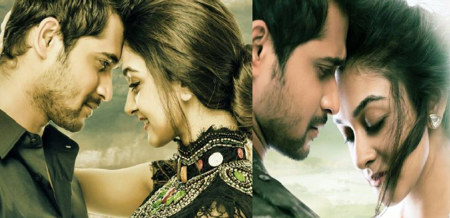 Arjun's Sollividava Has Romantic Posters To Attract The Youth!