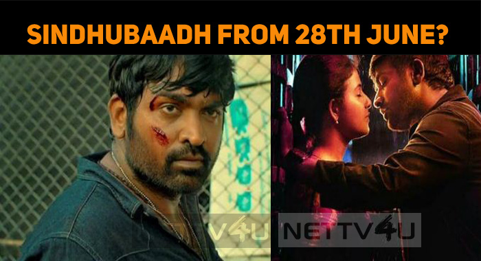 Sindhubaadh From 28th June?