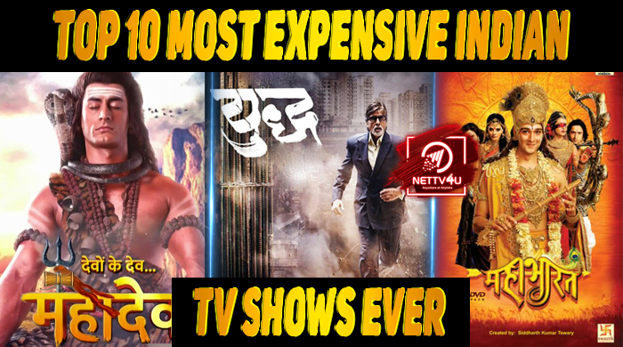Top 10 Most Expensive Indian TV Shows Ever   Latest Articles