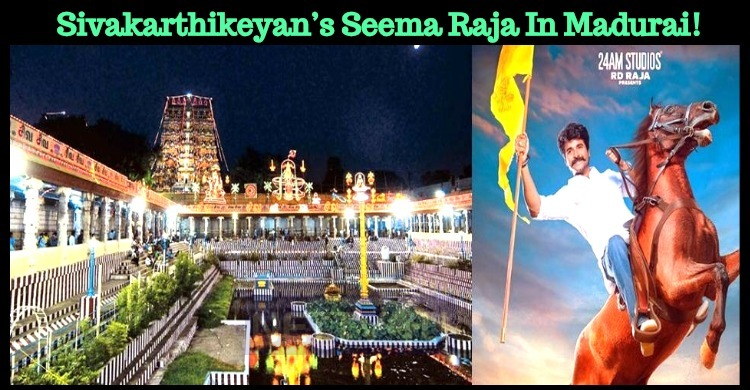 Sivakarthikeyan's Seema Raja In Madurai!
