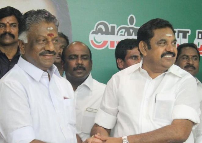 OPS Shares The CM Seat! Tamilnadu's Latest Cabinet!