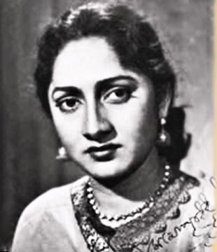 Arundhati Devi Hindi Actress