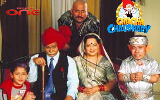 Chacha Chaudhary Hindi Serial Episodes & Television Show