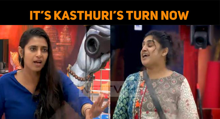 Is This Bigg Boss Or Market Fight? It's Kasthuri Vs Vanitha Once Again!