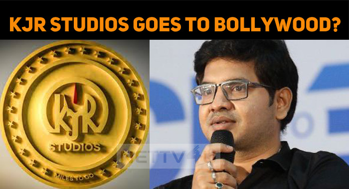 KJR Studios Goes To Bollywood?